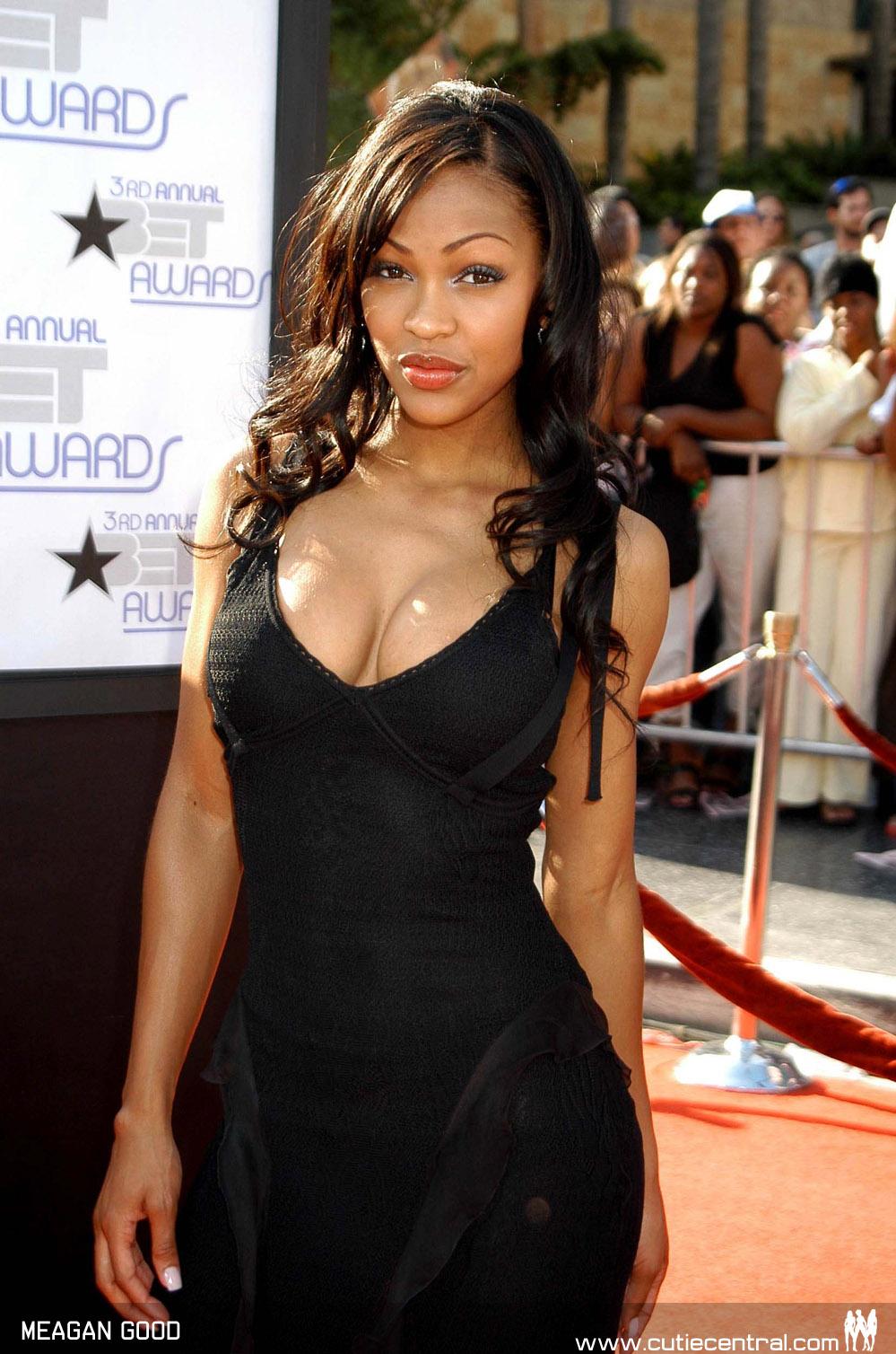 Meagan Good @ Black is Beautiful